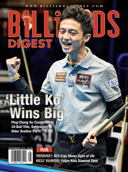 Billiards Digest - Pool Magazine for News, Instruction & More
